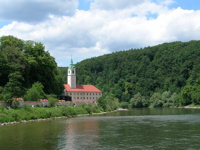 Weltenburg Abbey, Religion, Building, Monastery