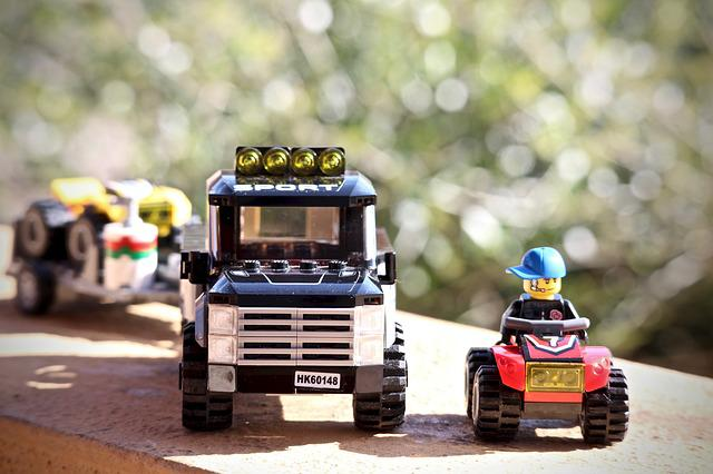 Lego, Game, Children, Toys, Gift, Buildings, Playground