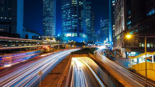 Hong Kong, City, Urban, Skyscrapers, Buildings, Modern