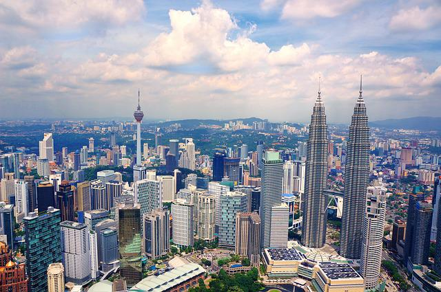 City, Skyline, Buildings, Urban, Cityscape, Malaysia
