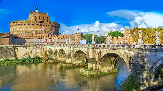 Rome, Italy, The Vatican, History, Buildings