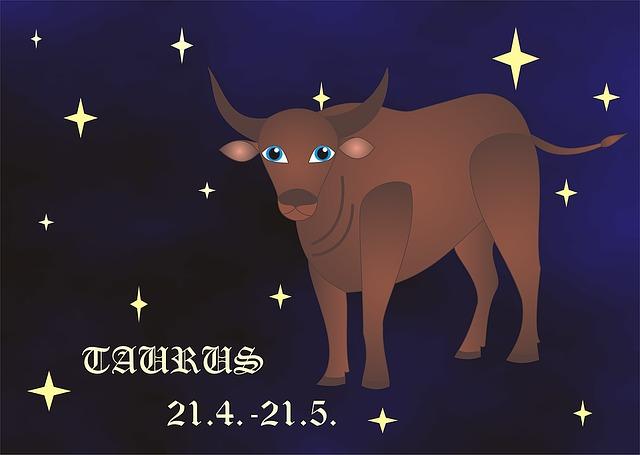 Horoscope, Sign, Zodiac, Sign Of The Zodiac, Bull