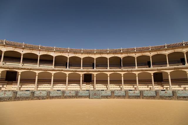 Bullfight, Corrida, Arena, Spain, Bullfighter