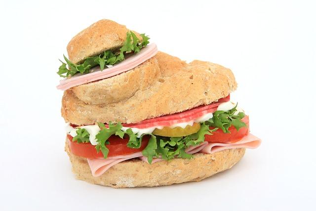 Bread, Brown, Bun, Burger, Calories, Cheese, Close-up