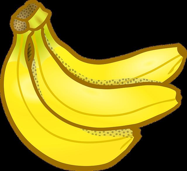 Banana, Bunch, Education, Fruits, School