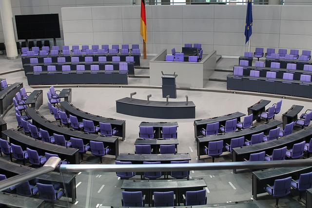 Bundestag, Government, Policy, Reichstag, Berlin