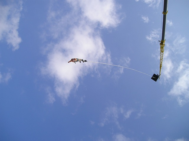 Bungy, Bungee, Extreme Sports, Adventure