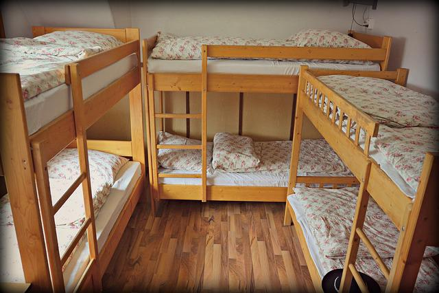 Bunk Beds, Accommodation, House, Bukovina