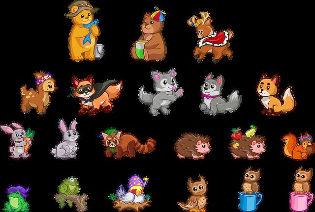 Baby Animals, Bear, Bunny, Cute Animals, Deer, Doe