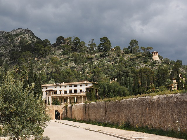 Estate Raixa, Historically, Estate, Raixa, Bunyola