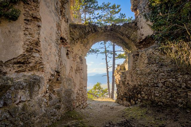 Castle, Burgruine, Ruin, Fortress, Lapsed, Middle Ages