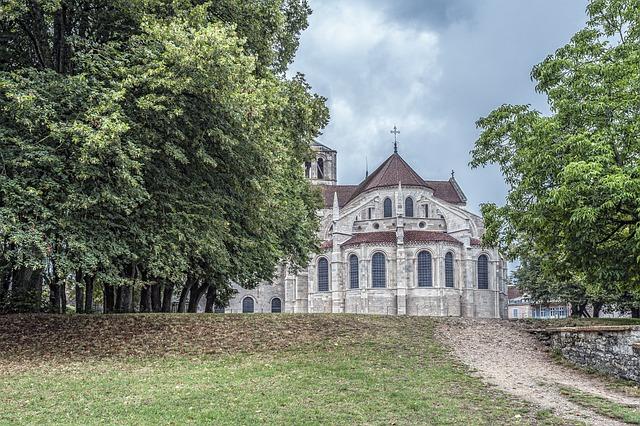 Vézelay, Church, Burgundy