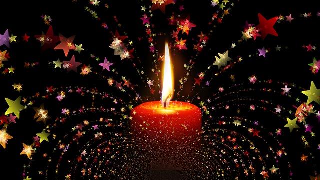 Candles, Christmas, Advent, Light, Burn, Advent Wreath
