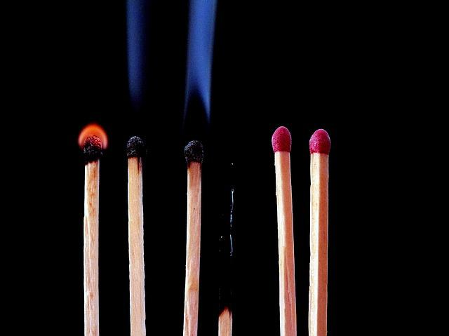 Burnout, Burned Out, Disease, Psychic Pain, Bullying