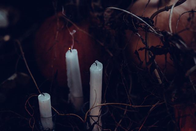 Black, Blow, Burning, Candle, Creepy, Demon, Diabolic