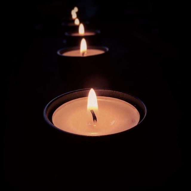 Light, Darkness, Burns, Candles