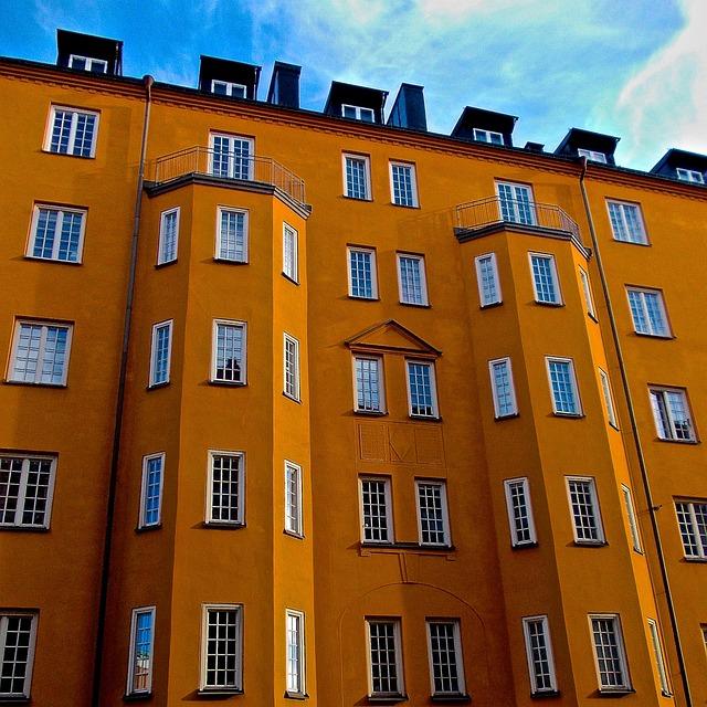 Facade, Södermalm, Stockholm, Bursspråk