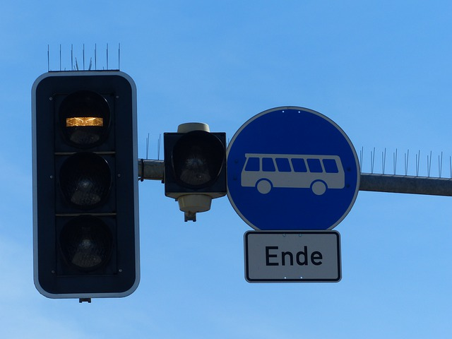 Traffic Lights, Bus, Buses, Pave, Train, Tram