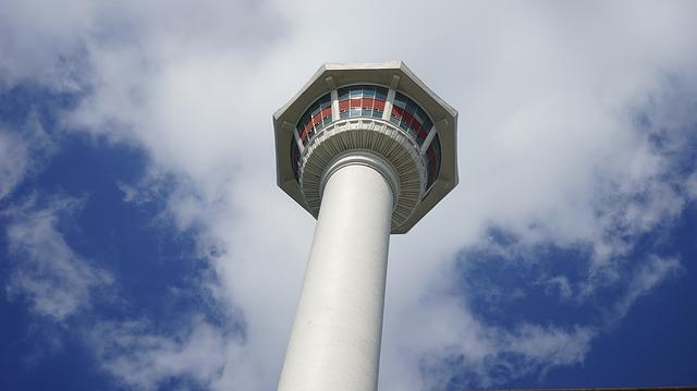 Busan Tower, Busan, Yongdusan