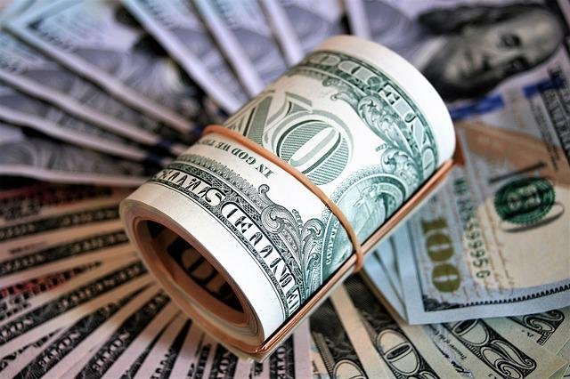 The Dollar, America, Currency, Finance, Business