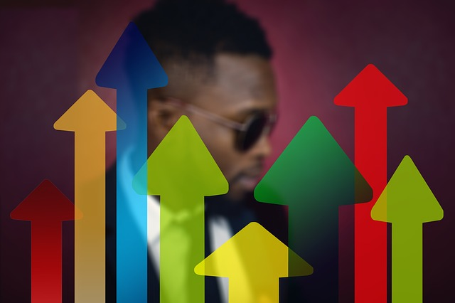 Arrows, Trend, Businessman, Man, Economy, Business