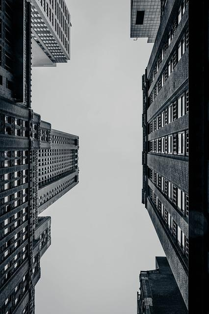 Architecture, Building, Business, Central, City