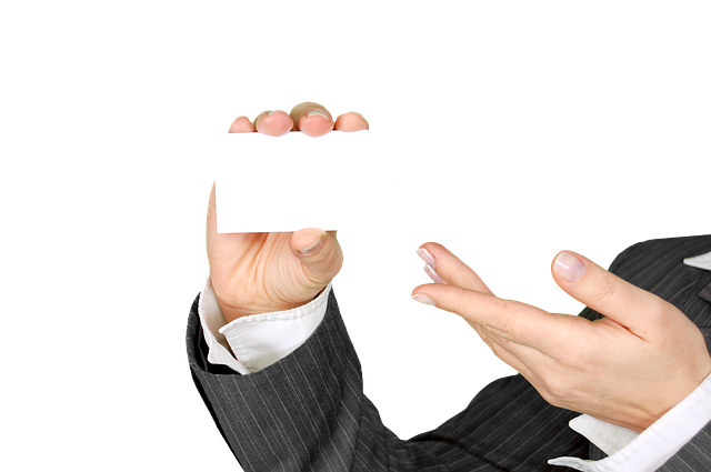 Business Card, Contact, Business Cards, Business