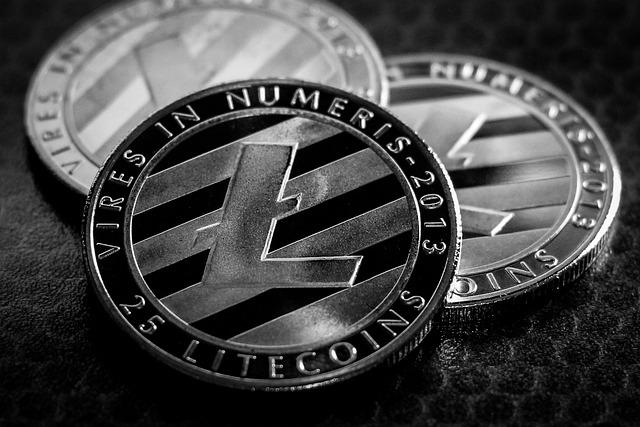 Litecoin, Business, Finance, Financial, Coin