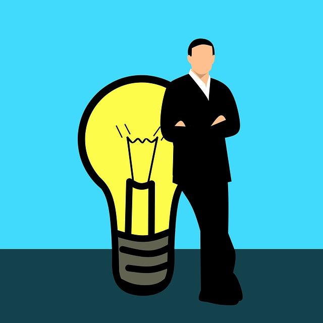 Business, Creative, Idea, Businessman, Alternative, Big