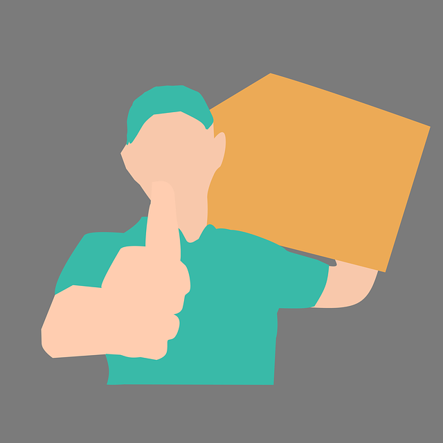 Box, Carrying, Delivery, Giving, Business, Deliveryman