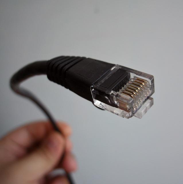 Ethernet, Network Cable, Networking, Business