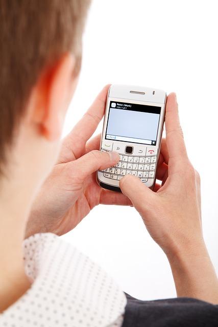 Screen, Business, Cell, Communication, Keyboard, Female