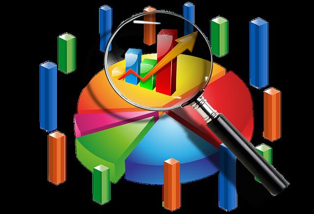Graph, Pie Chart, Business, Finance, Data, Market