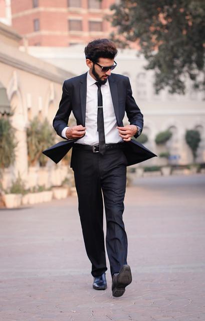 Man, Fashion, Business, Suit, Tie, Lifestyle
