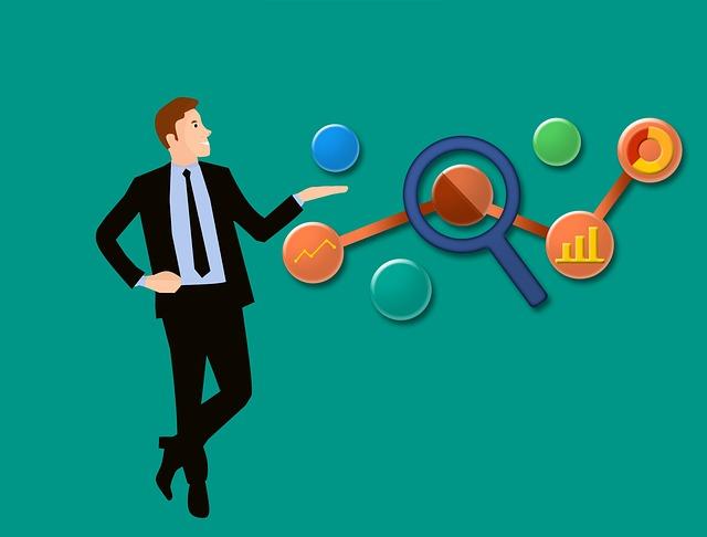 Business Man, Analytics, Seo, Search, Engine