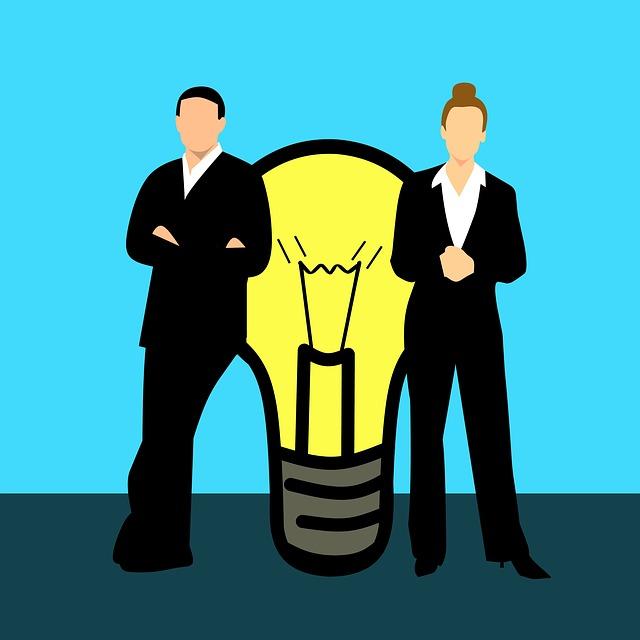 Business, Creative, Idea, Teamwork, Business Woman