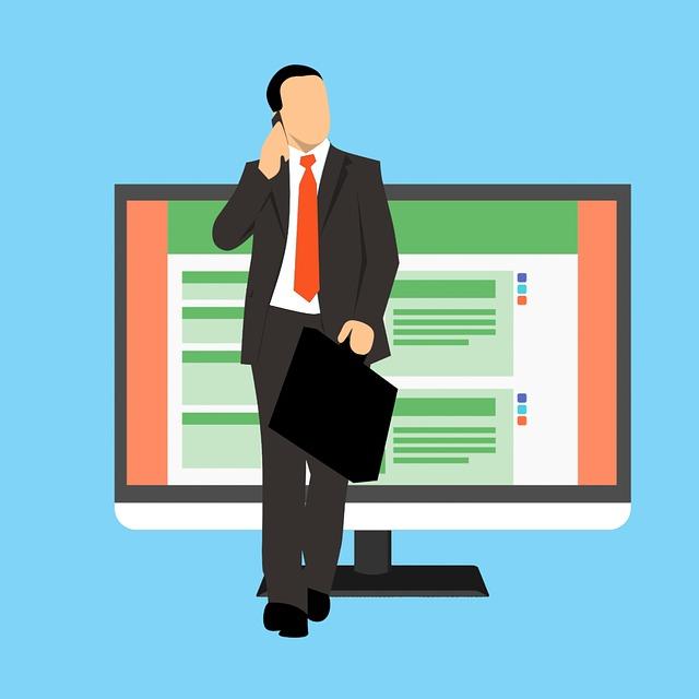 Business, Technology, Computer, Office