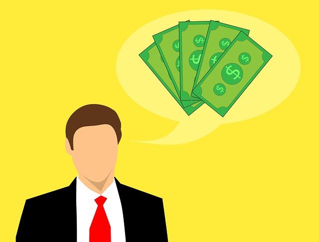 Cash, Investment, Business, Thinking, Money