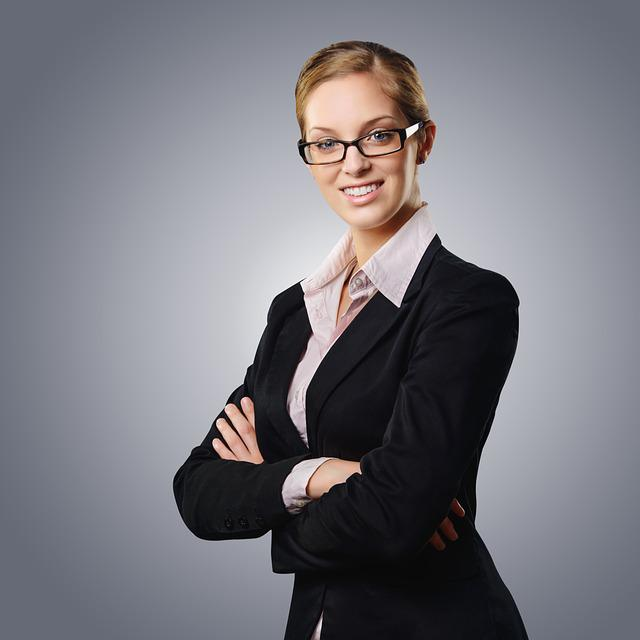 Business Woman, Professional, Suit, Elegant, Female