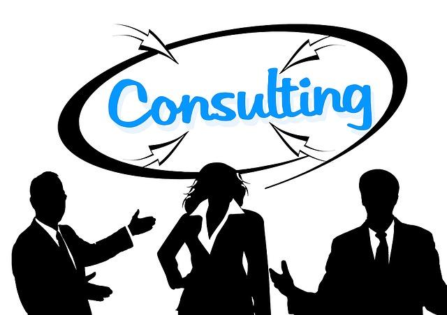 Consulting, Businessmen, Silhouettes, Businessman