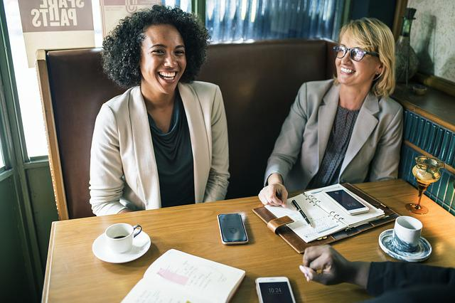 African, American Meeting, Business, Businesswoman