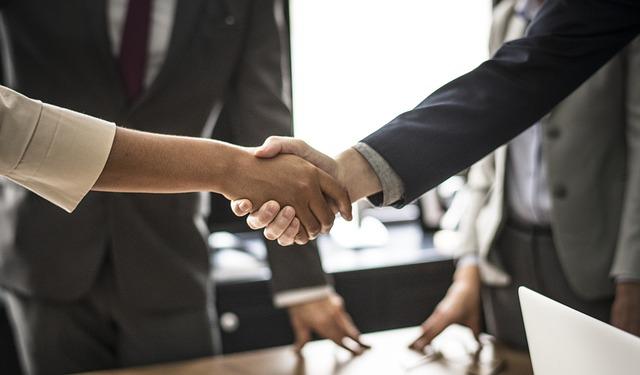 Agreement, Business, Businessman, Businesswoman, Client