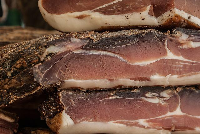 Delicatessen, Ham, Pork, Meat, Butcher, Market