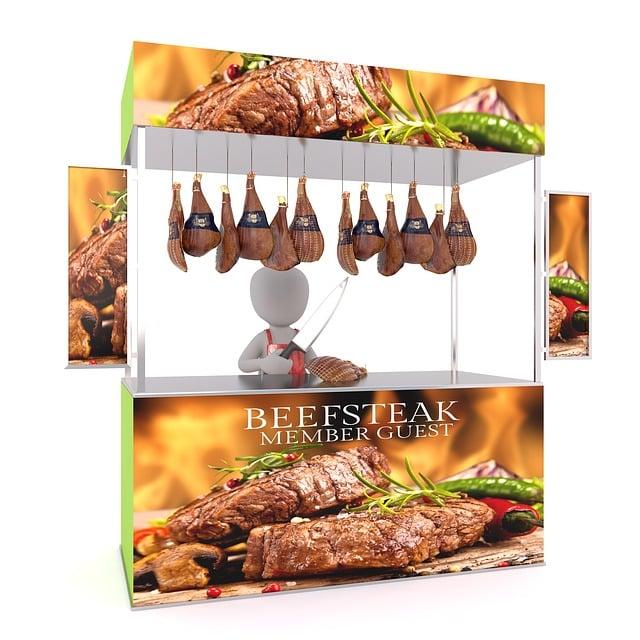 Fleischer, Butcher, Battles, Meat, Meat Product