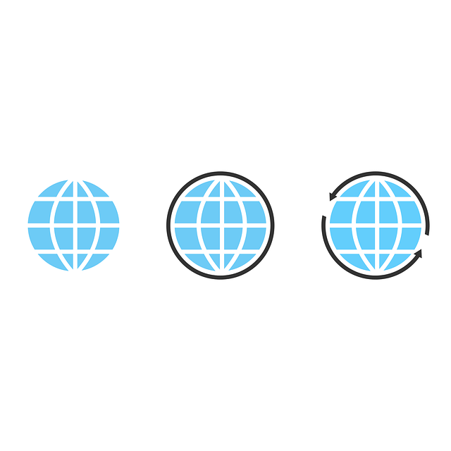 Internet, Icon, Globe, Design, Online, Website, Button