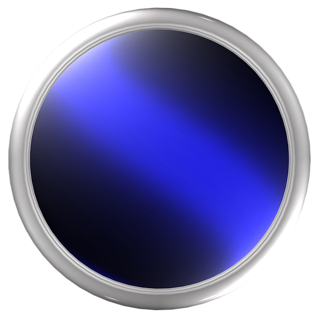 Generic Button, 3d, Button, Generic, Metal
