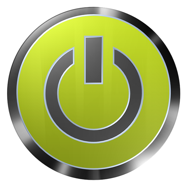 Button, Power, Power Button, Switch
