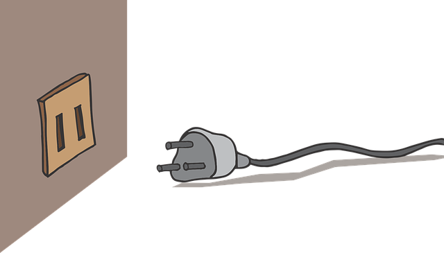 Plug, Socket, Wall, Electric, Power, Cable, Electricity
