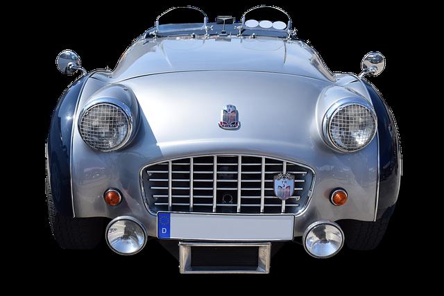 Oldtimer, Triumph, Classic, Auto, Cabriolet