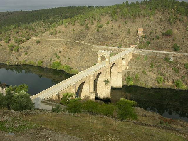 Alcantara Bridge, Cáceres, Roman Bridge